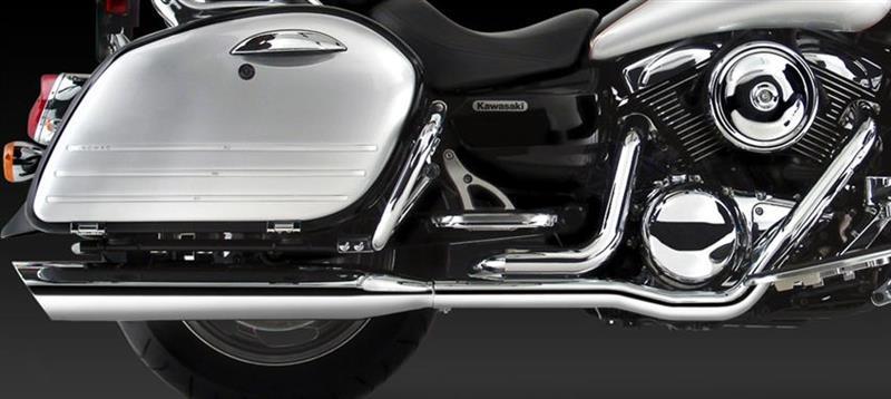 Kawasaki 1600 Mean Streak Bike