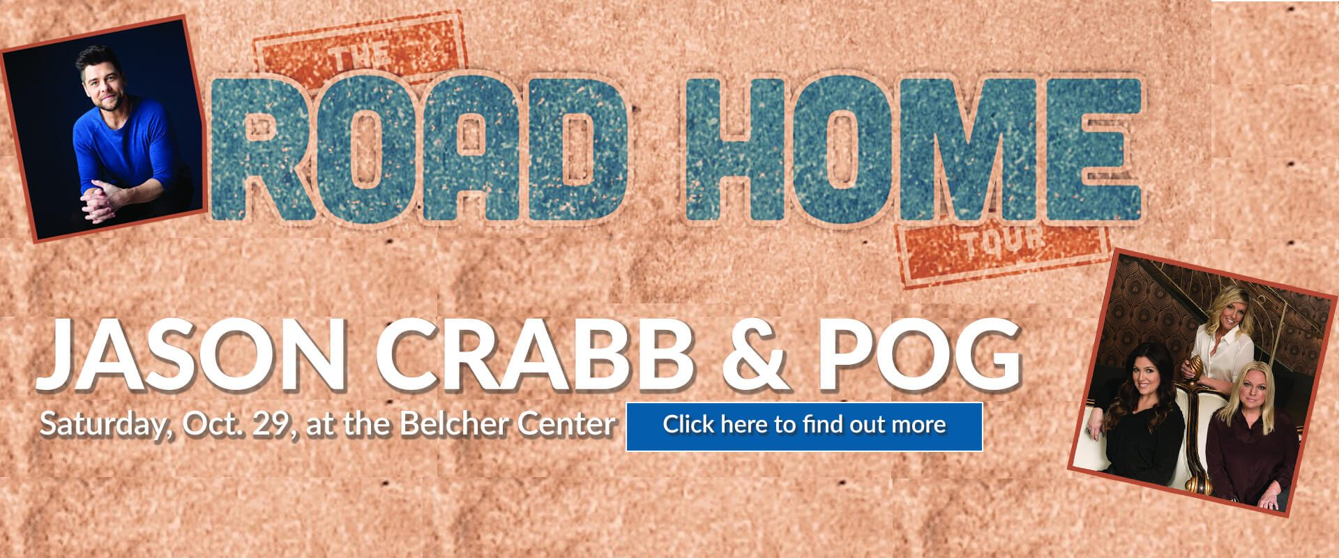 Jason Crabb and Point of Grace Oct. 29, 2016