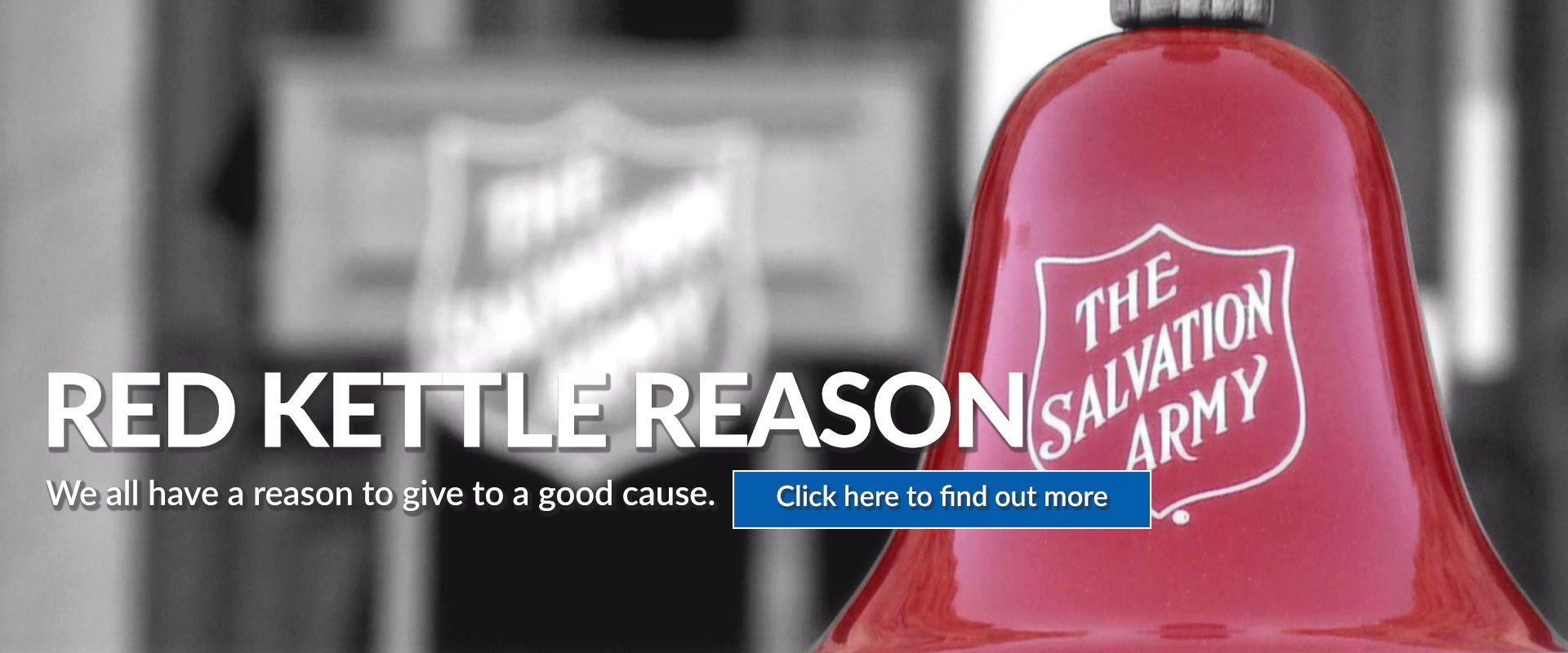 91.3 KGLY East Texas Chrsitian Radio The Salvation Army Red Kettle Reason