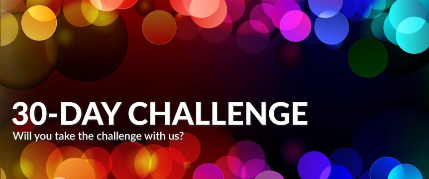 30-Day Challenge 91.3 KGLY East Texas Christian Radio