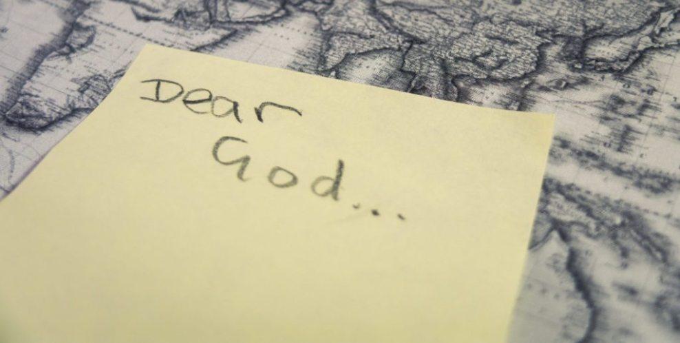 Dear God Unanswered Prayers Heard On Air Blog