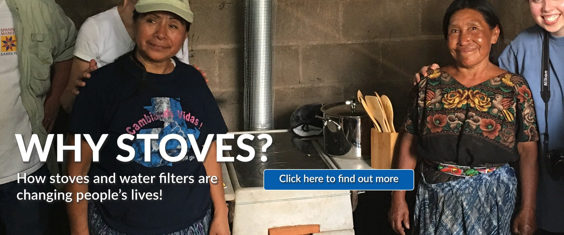 91.3 KGLY East Texas Christian Radio Why Stoves and Water Filters Mission Trip