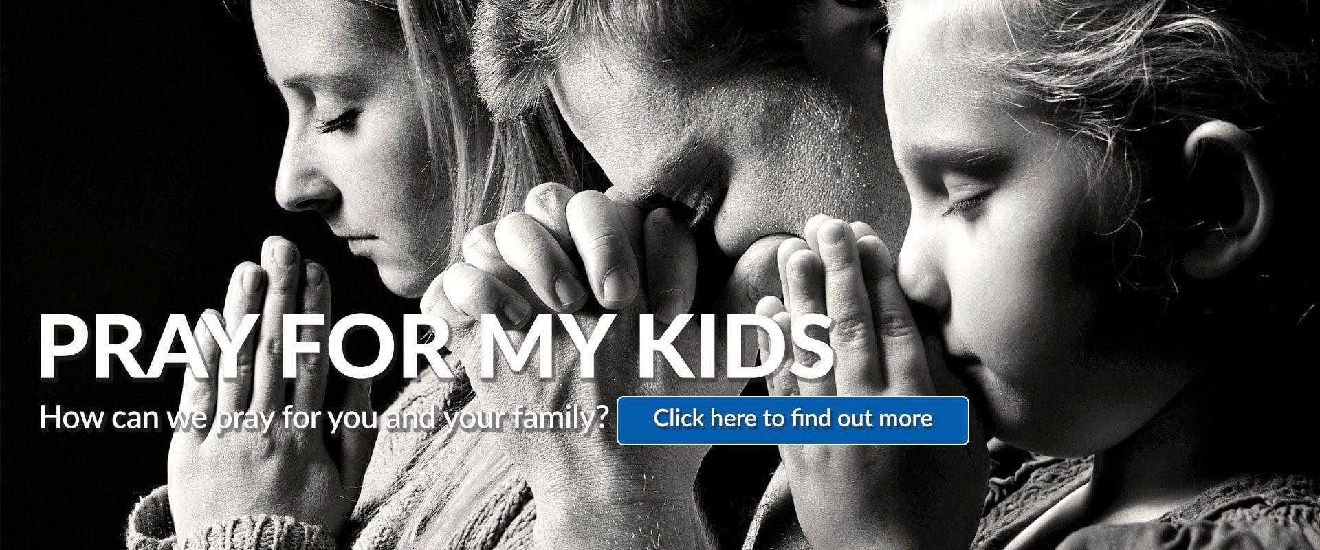 91.3 KGLY East Texas Christian Radio Pray for My Kids