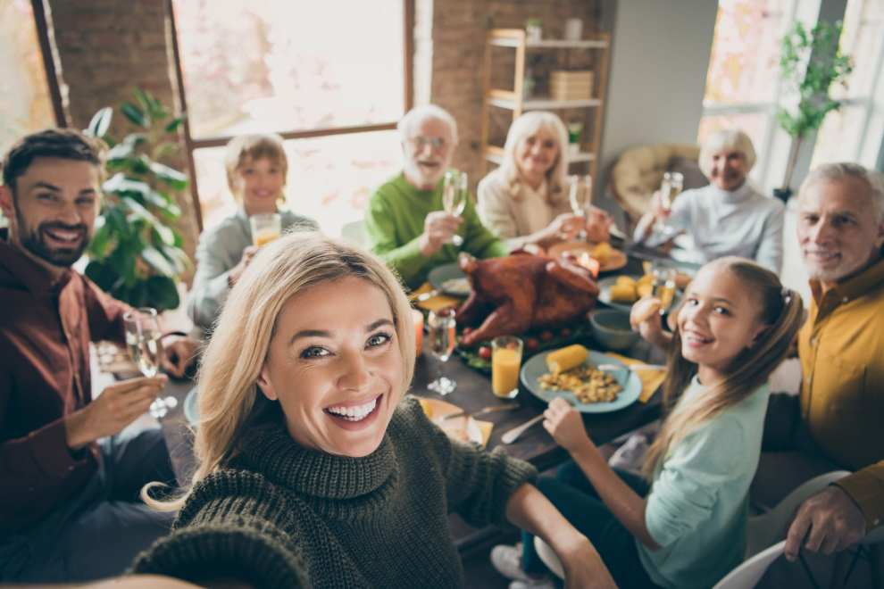 91.3 KGLY Christian Radio Thanksgiving Conversation Starters Heard On Air Blog Featured Image