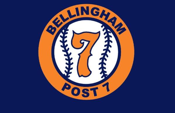 Lexington Post 7 Baseball Logo