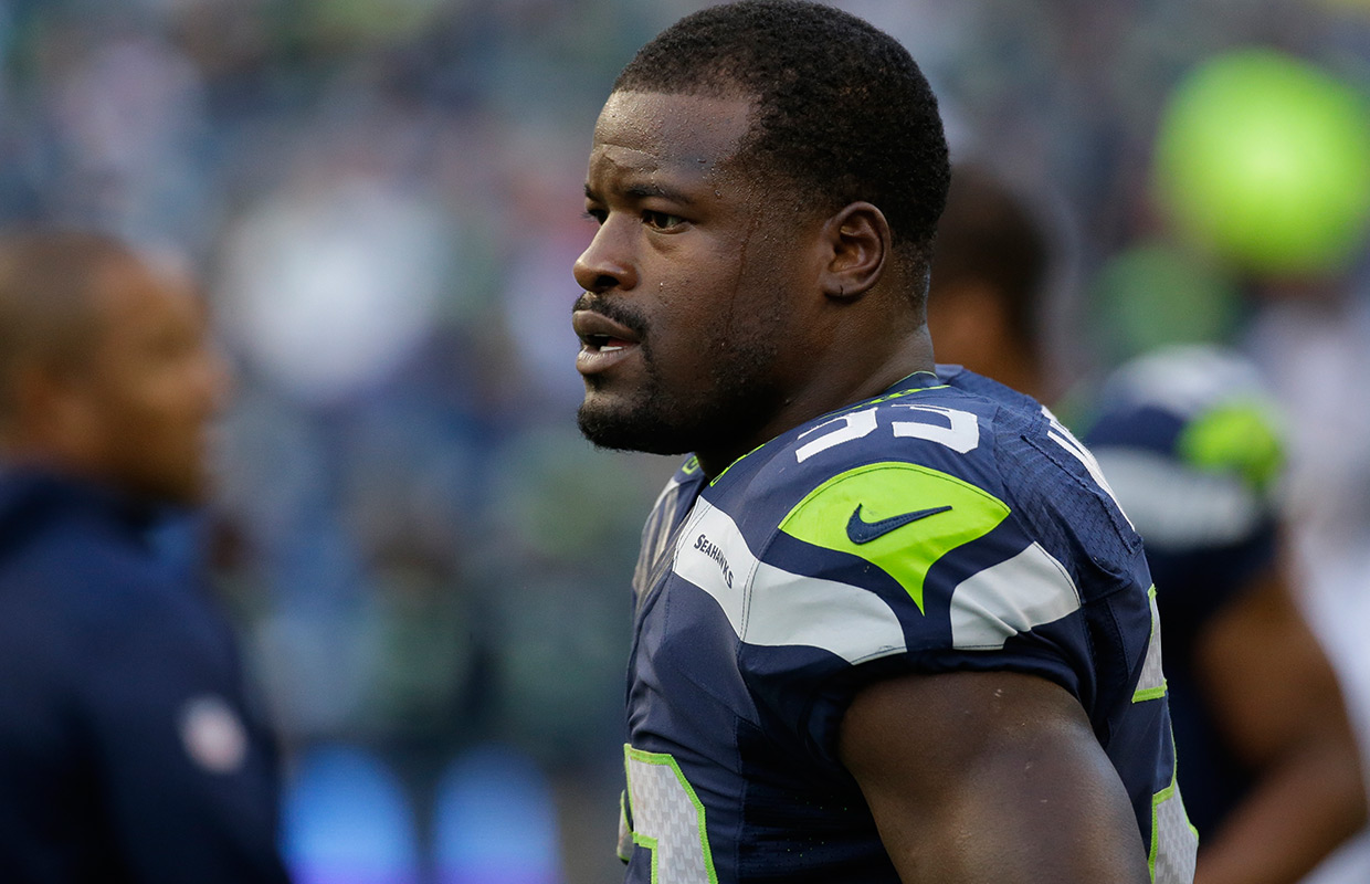 Christine Michael hoping to build on strong 1st game back with Seattle
