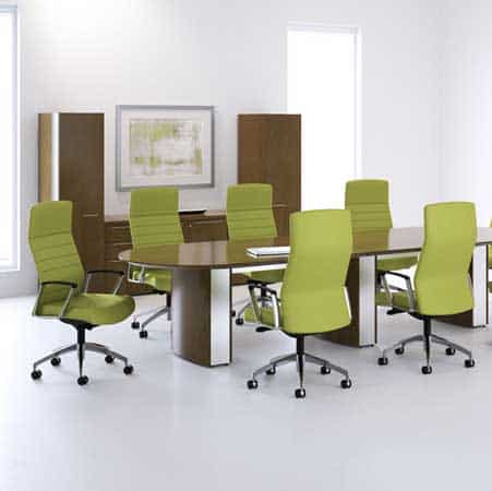 conference tables and chairs ikea green chair meeting furniture in las vegas fci design paoli fuse