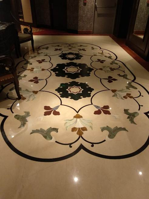 kgn marble inlay