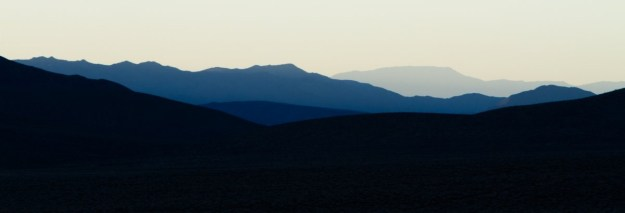 Death Valley Ridges