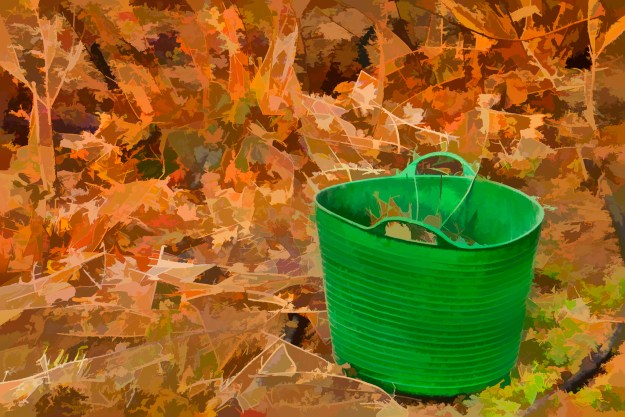 130416_Spring_GreenBucket by Karl G. Graf.