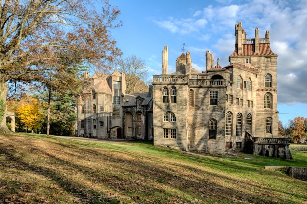 141031_Fonthill Castle by Karl Graf.