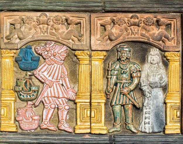 141114_Columbus & Ferdinand-Isabella by Karl Graf.
