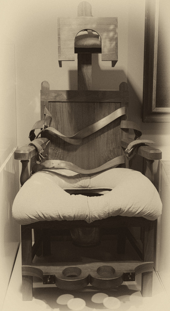 150107_Asylum Chair by © 2014 Karl Graf.