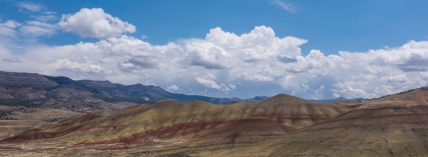 150716_Painted Hills_pano1 by Karl Graf.