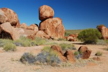 The Devil's Marbles, Northern Territory, Australia
