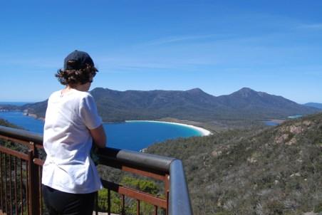 Wineglass Bay, Tasmania, Australia
