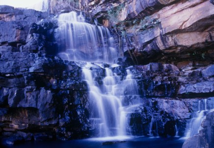 Waterfall in The Kimberley, Western Australia