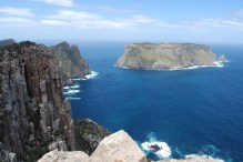 Cape Pillar and Tasman Island