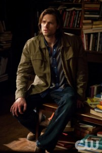 Sam, S8, The Great Escapist (Photo: Liane Hentscher, The CW Network)