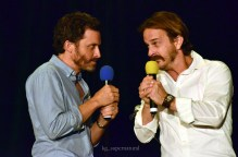Rob Benedict & Richard Speight Jnr face-off