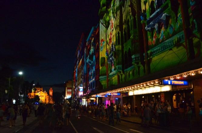 Flinders Street - Wonderland