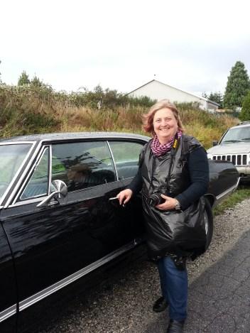 Karen with the Impala