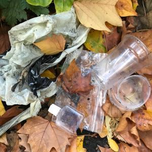 Plastic :-(