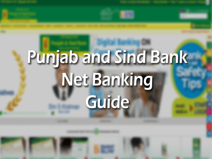 PSB net Banking Login, Email and Customer Care Number