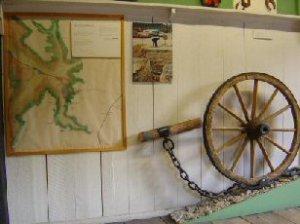 Raum 1: Siedlungsbedingungen im Geislinger Talkessel Die Fahrsteigen auf die Albhochfläche