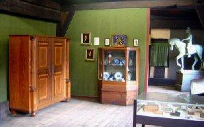 Raum 6 Bürgerliche Wohnkultur vom 17. – 19. Jahrhundert