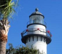 Lighthouse Garland