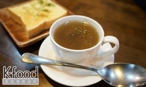 《SaSa莎莎手作咖啡輕食廚房》牛蒡鮮菇湯