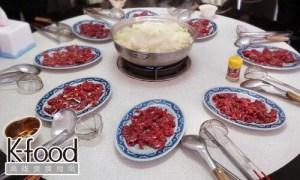 《湖東牛肉館》牛肉火鍋與牛肉片