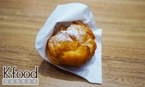 《Laetitia拉提莎》美味泡芙上面還有糖粉