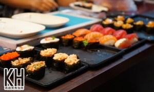 《將太壽司》自取握壽司