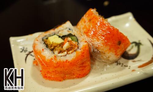 《將太壽司》蝦卵花壽司