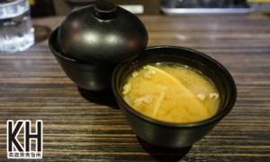 《咕嚕咕嚕家》豬肉蔬菜味噌湯