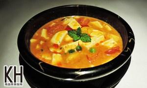 《紅舍》泰式料理的東央貢酸辣蝦湯
