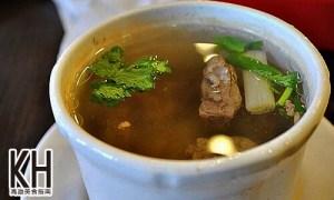 《楊寶寶》牛肉清湯