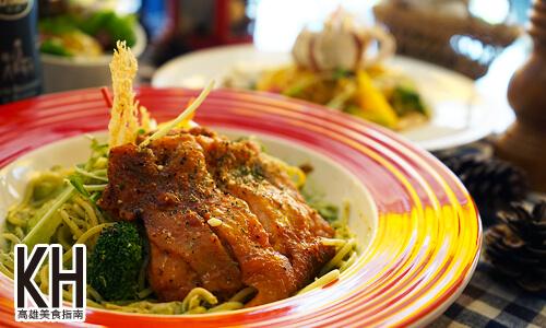 《拉斐爾廚坊》法式香榭雞腿排