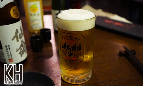 《酒樂》asahi生啤酒