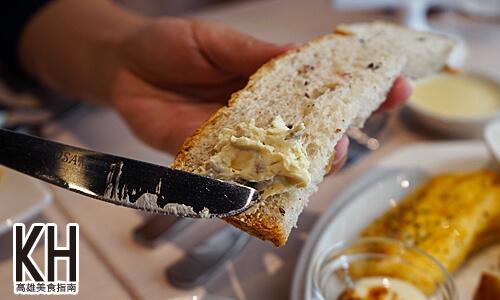 《濰克早午餐》雜糧乳酪醬