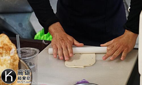 《羊角村炸彈蔥油餅》手工製作