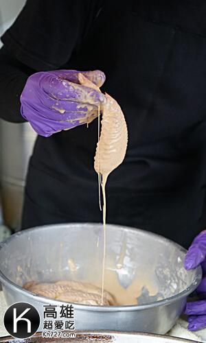 《黑妞鹹酥雞》獨家秘方裹粉