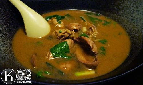 《滿玉食堂&阿州海鮮燒烤》麻油腰子