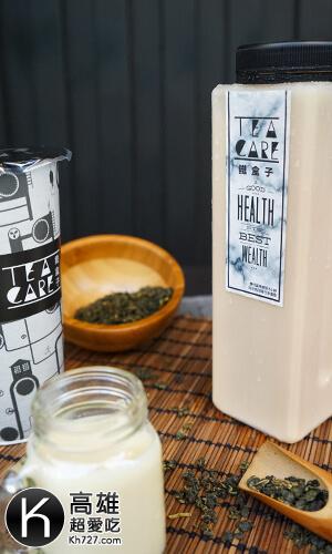 《鐵盒子》TeaCare特調濃奶鐵盒子奶茶(古早味紅茶)