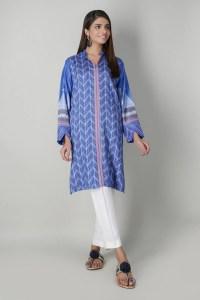 Khaadi EETP20420 BLUE Pret
