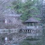 石神井公園 三宝寺池と厳島神社