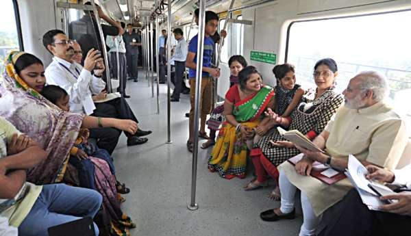 PM-NaMo-FaridabadMetro
