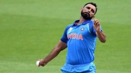 Ind vs NZ 1st ODI: મોહમ્મદ શમીની ઘાતક બૉલિંગ, આ રેકોર્ડ કર્યો પોતાના નામે